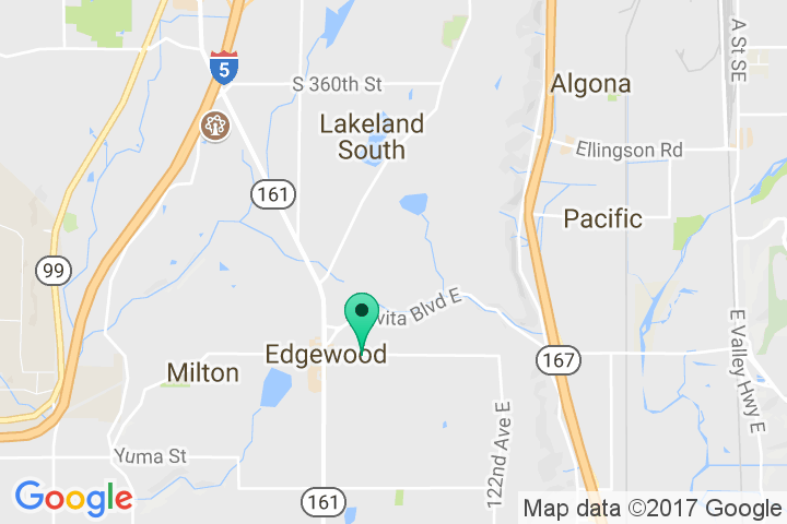 Google Map of Salvation Christian Academy in Edgewood, WA