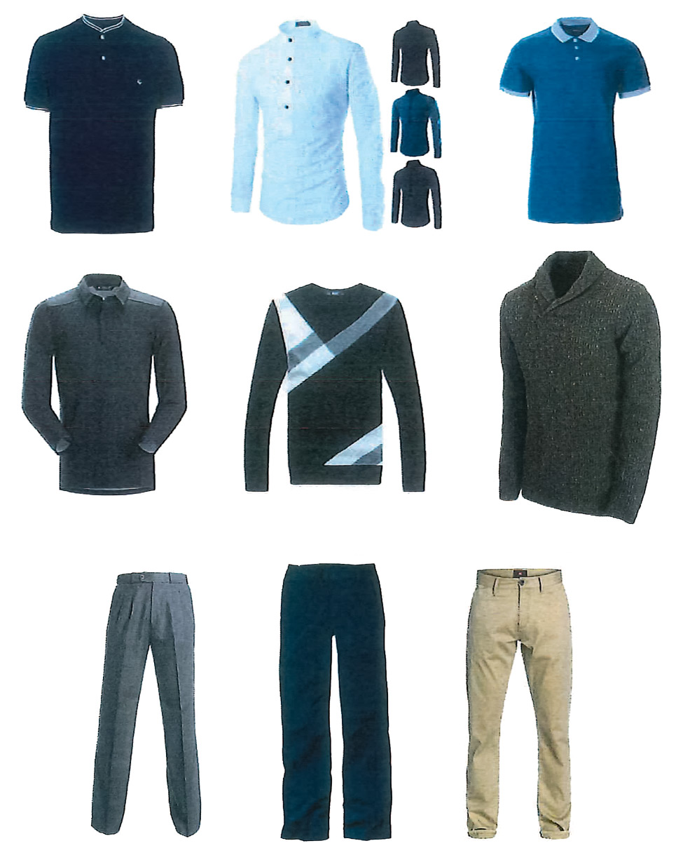 SCA Uniform Example - Boys